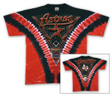 MLB: Houston Astros - V-Dye Shirt