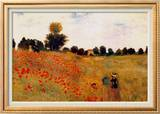 Poppies Posters by Claude Monet