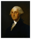 George Washington Láminas por Gilbert Stuart