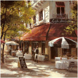 Cafe Berlotti Posters by Brent Heighton