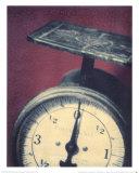 Vintage Scale Print by Tara Wrobel