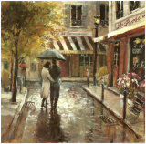 Romantic Stroll Prints by Brent Heighton