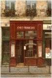 Chez Francois Prints by Chiu Tak-Hak