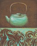 Tea Fusion II Posters by Susan Osborne