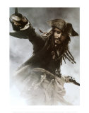Pirates of the Caribbean: At World's End - Jack Sparrow Affiches