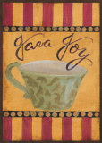 Java Joy Prints by Pamela Smith