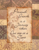 Personal Growth Prints by Pamela Smith