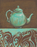 Tea Fusion I Prints by Susan Osborne
