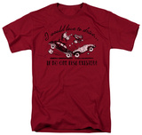 Retro - I Would Love to Drive T-shirts