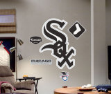 Chicago White Sox Logo -Fathead Wall Decal