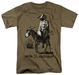 Retro - Move It, Jackass Shirts