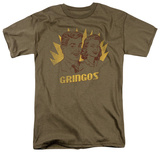 Around the World - Gringos T-shirts
