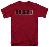 Around the World - Hawaii T-Shirt