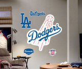 Los Angeles Dodgers Logo -Fathead Wall Decal