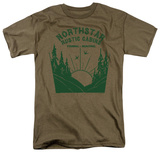 Retro - Northstar Cabins T-shirts