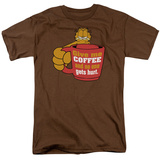 Garfield - Give Me Coffee T-shirts