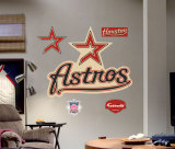 Houston Astros Logo -Fathead Wall Decal