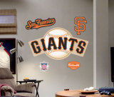 San Francisco Giants Logo -Fathead Wall Decal