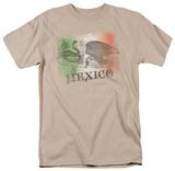 Around the World - Mexico Flag Fade Shirt