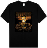 Betty Boop - Rebel Rider Shirt