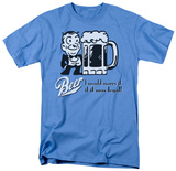 Retro - Beer - I Would Marry It T-Shirt