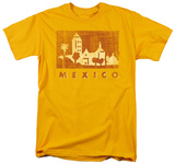 Around the World - Mexico T-shirts
