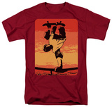 Retro - Skater On Rail T-Shirt