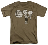Retro - Giant Cones T-shirts