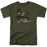 Bettie Page - Bettie's Da Bomb Shirt