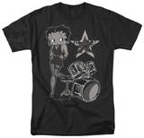 Betty Boop - With the Band Shirt