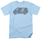 Retro - Lightening Van T-shirts