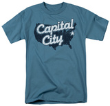 Around the World - Capital City T-shirts