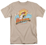 Retro - Red Hot Rooster T-shirts