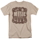 Around the World - Music City T-shirts
