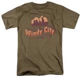 Around the World - Windy City T-shirts