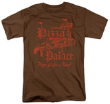 Retro - Pizza Palace T-shirts