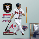 Chipper Jones -Fathead Wall Decal