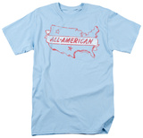 Around the World - All American T-Shirt