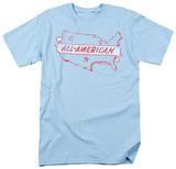 Around the World - All American T-Shirt