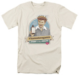I Love Lucy - Spoon to Health Shirts