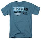 Retro - Skor-Mor Lanes T-Shirt