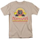 Retro - Montezuma's Shirts