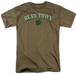 Around the World - Bean Town T-shirts