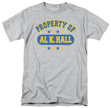 Property Of Al K. Hall Shirts