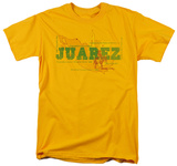 Around the World - Juarez T-shirts