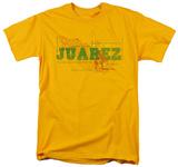 Around the World - Juarez T-shirts