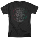 Around the World - Mexico Flag Logo T-Shirt