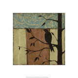 Arts &amp; Crafts Silhouette VI Limited Edition by Jennifer Goldberger
