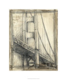 Golden Gate Bridge Limited Edition by Ethan Harper