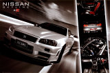 Nissan Skyline GTR Posters